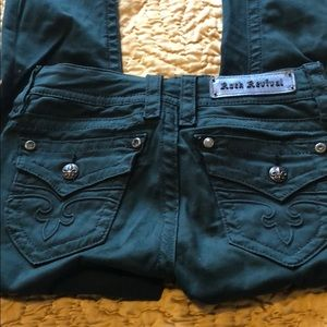 Brand new condition rock revival jeans